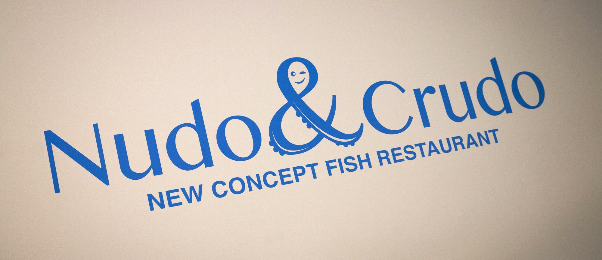Nudo & Crudo new concept fish restaurant