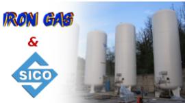 gas criogenici liquefatti e compressi