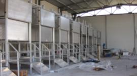 attrezzature gestione gas alimentari