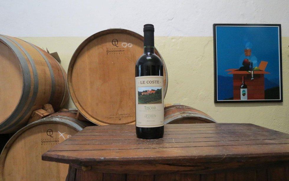 Produzione vini IGT