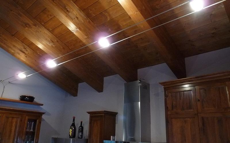 Lampade Da Tavolo Esterno : Vendita lampade tesate cuneo il triangolo lampadari