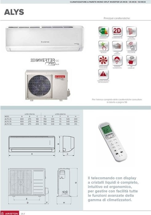 installazione condizionatori