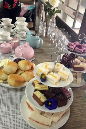 high tea spa parties at airlie day spa
