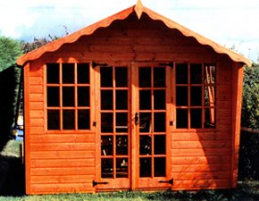 Garden Sheds York Area summer houses and wendy houses - york
