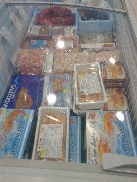 banco frigo-pesce