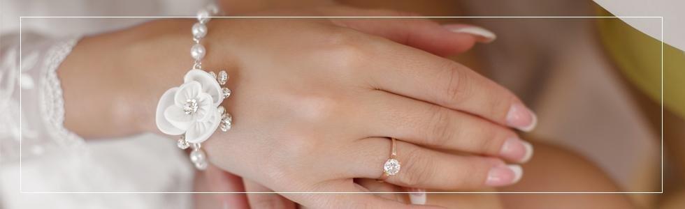anelli di diamanti