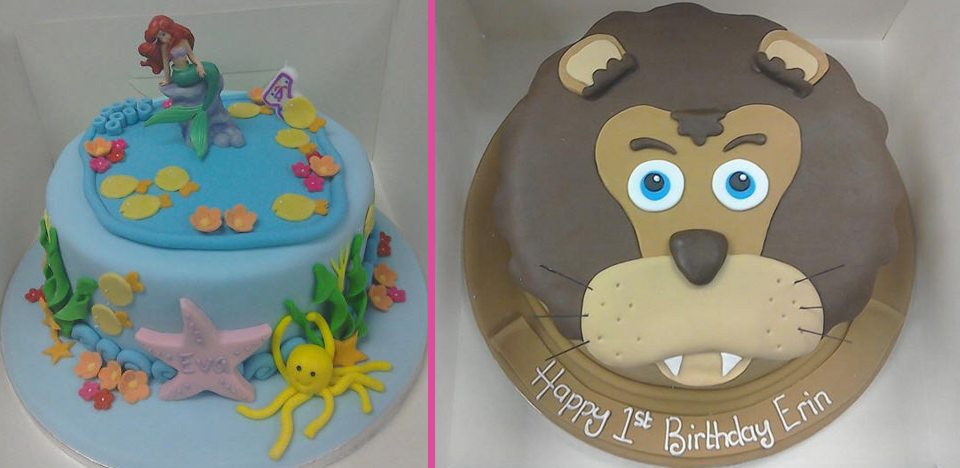 Cakes for birthdays