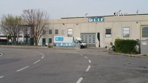 l'edificio LIF