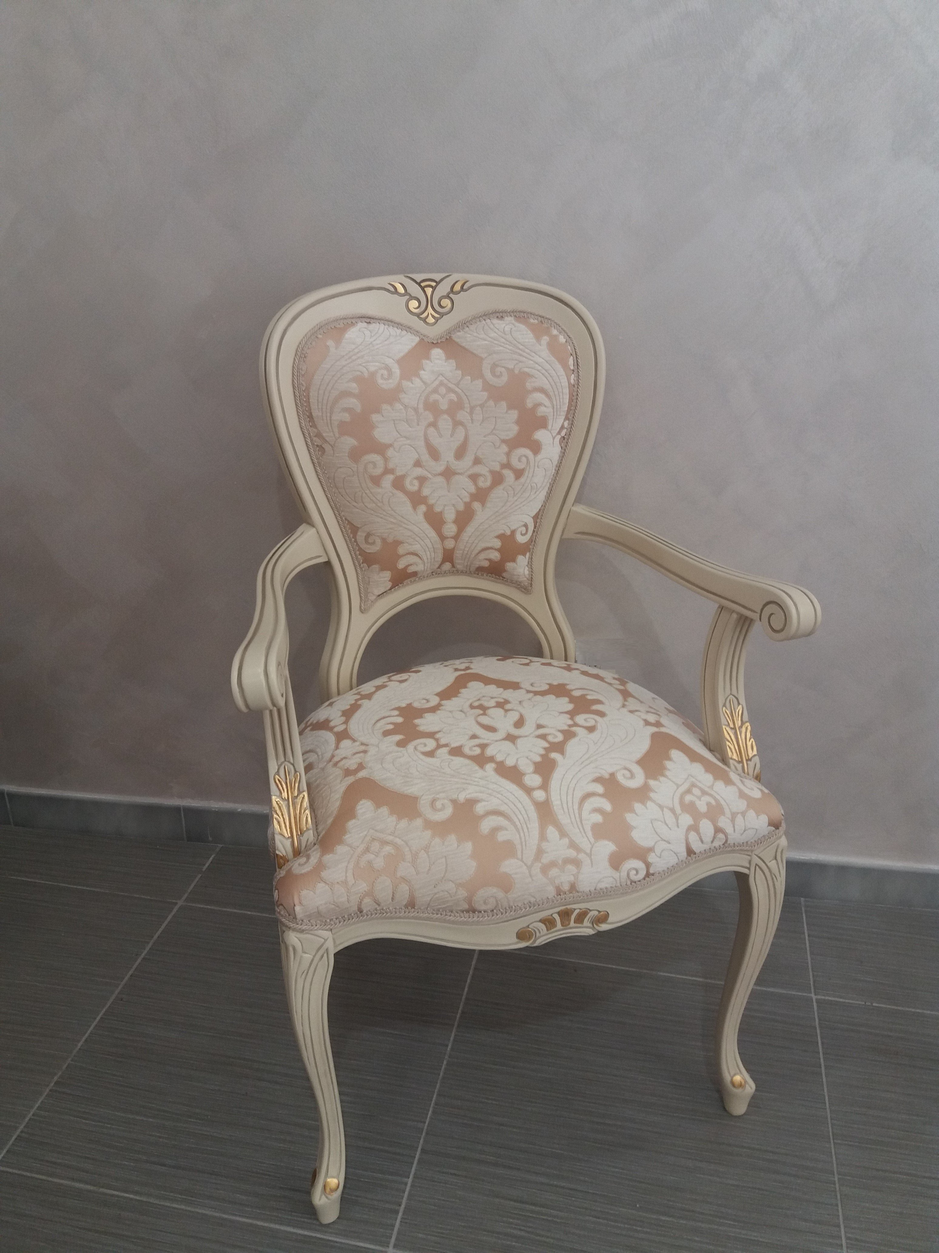 sedia classica made in italy