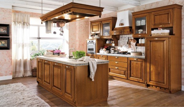 cucina in stile classico ad Agrigento