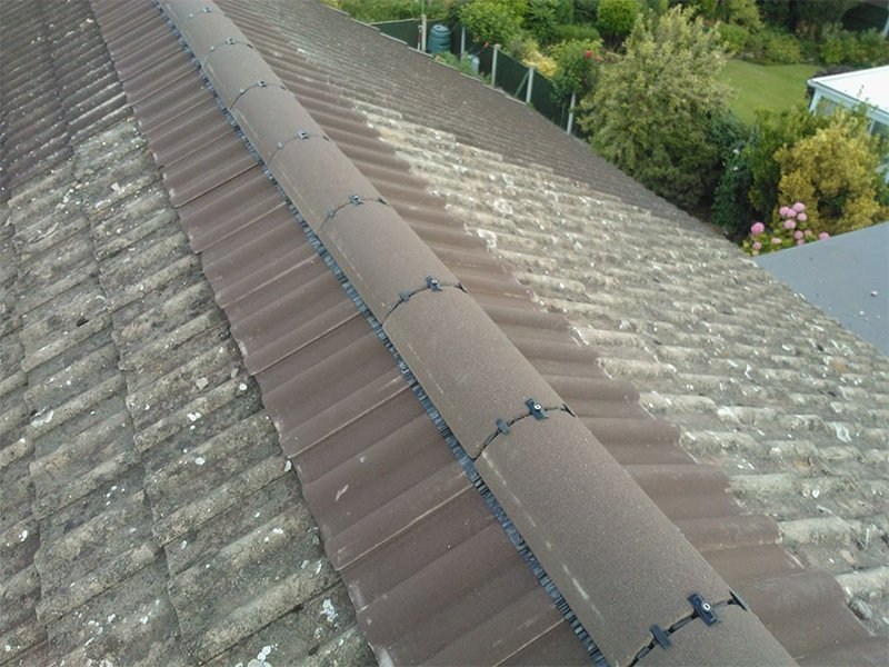 roof joints