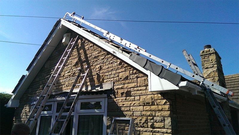 roofline fittings