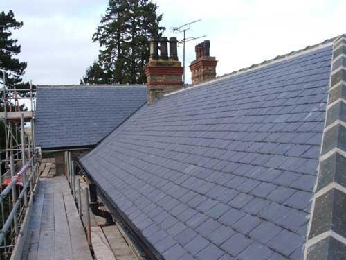 rubber roof repairs