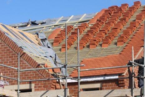 Fibre glass roofs