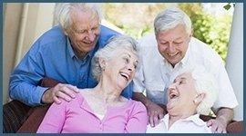 struttura assistenziale anziani