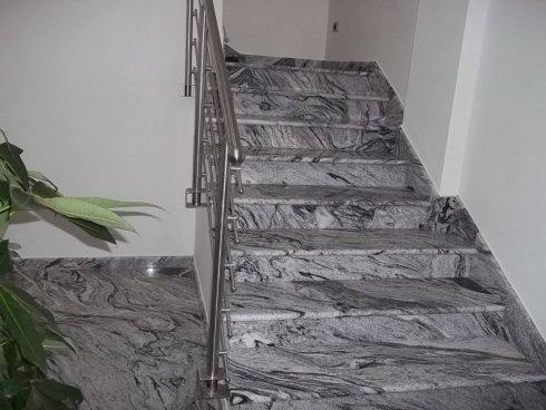 scala marmo grigia