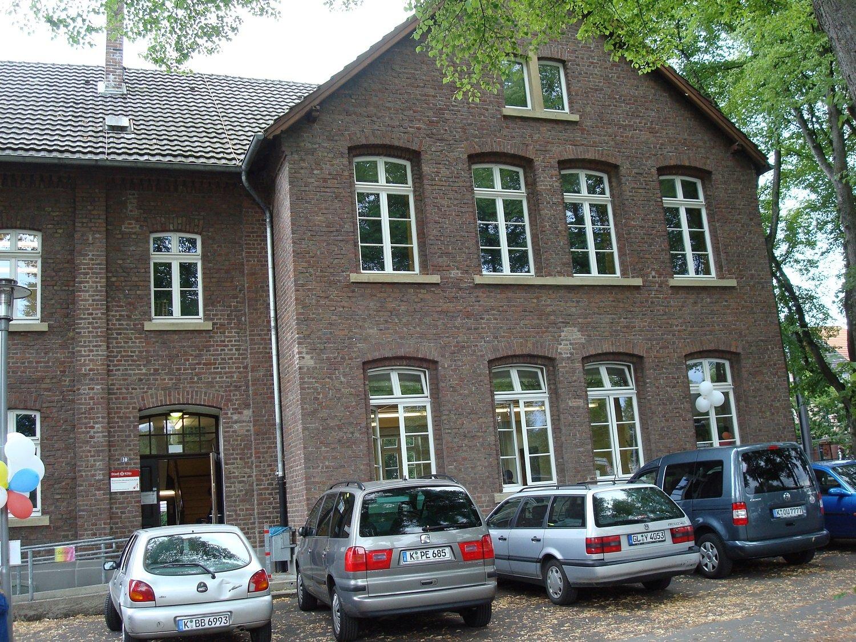 Post Köln Mülheim