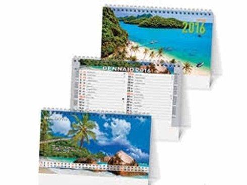 calendario da tavolo fotoricordo