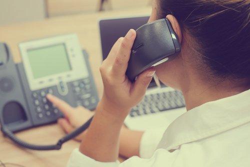 sistema di telefonia voip