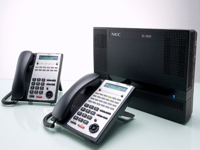 sistemi telefonici nec