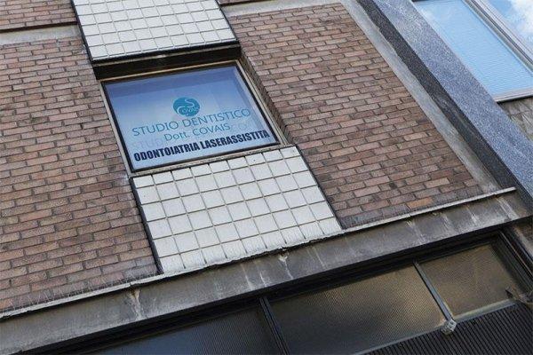 studio dentistico Sergio Covais