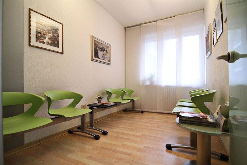 lo studio dentistico ad Aosta