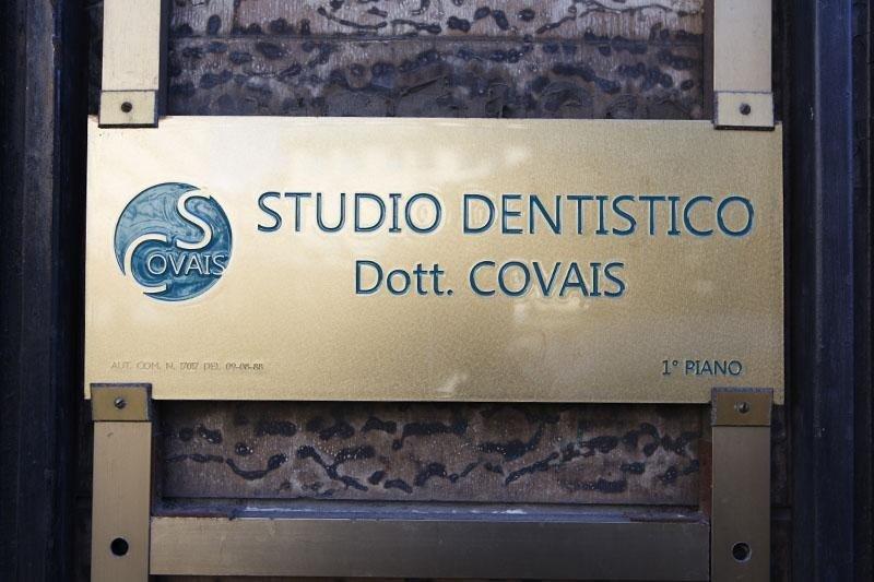 la studio dentistico dott. Sergio Covais
