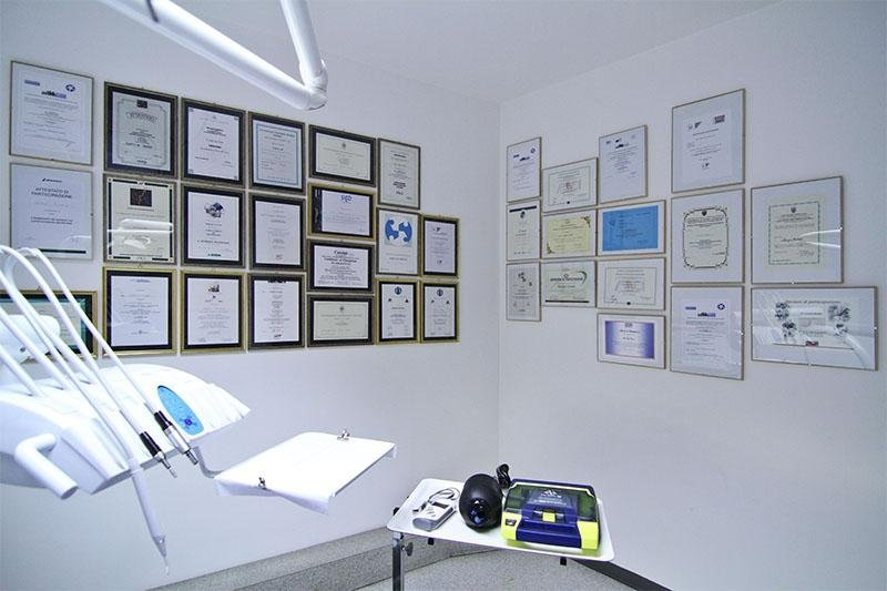 dentista dott. Sergio Covais