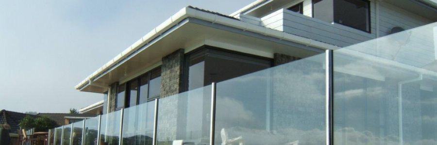 Work of a glazier in Whangarei