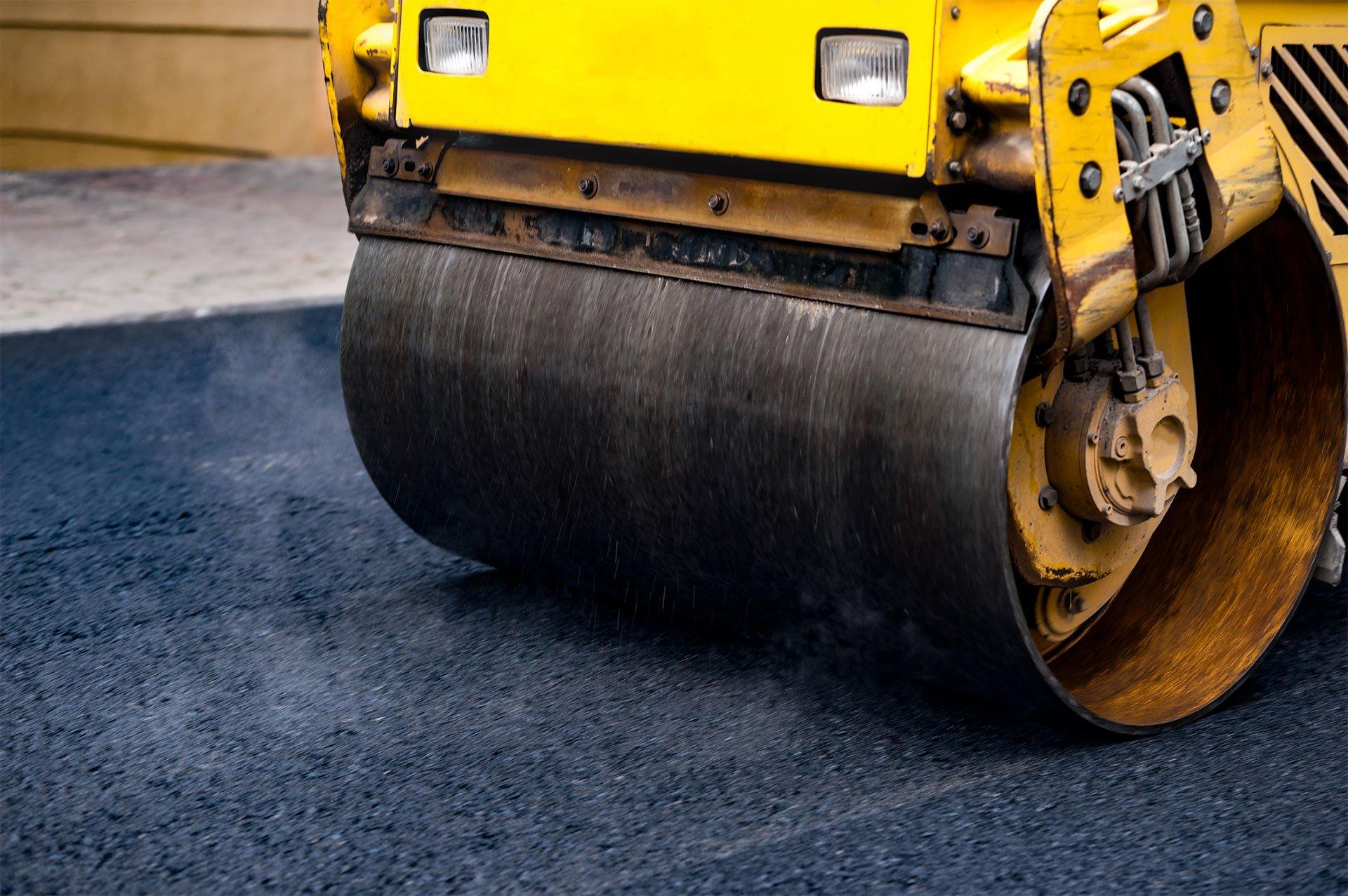 commercial paving contractors Fayetteville NC