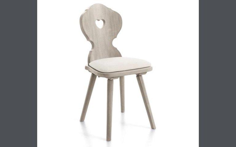 Sedia Cortina con sedile imbottito