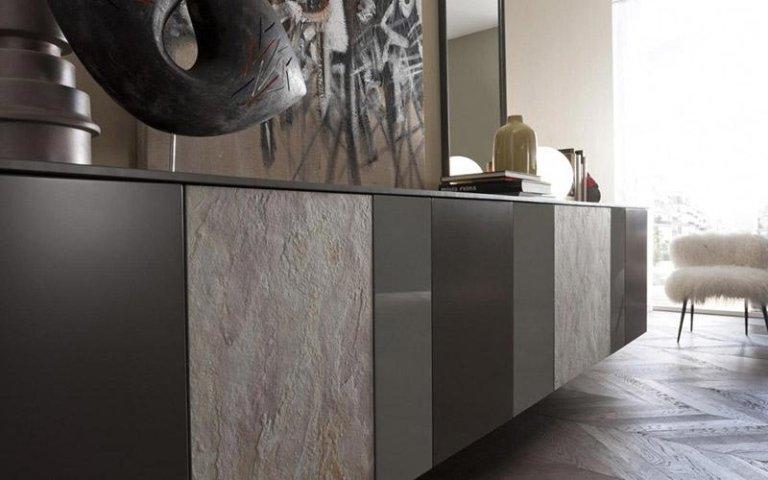 Fornitura mobili zona giorno susa torino socomeva for Mobili zona giorno moderni