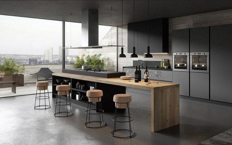 Cucina design moderno
