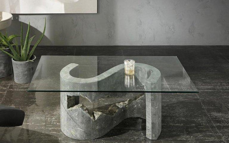 Duzzle tavolino stones flexus
