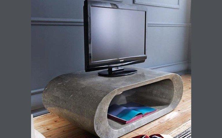 Porta tv in marmo