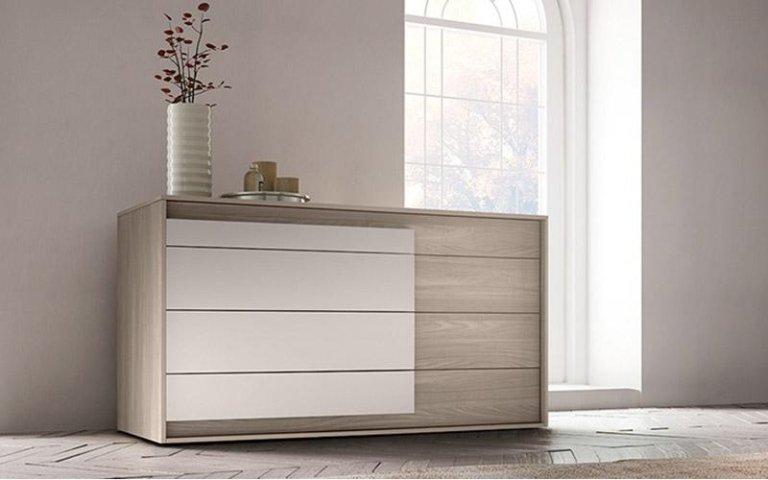 Fornitura camere da letto susa torino socomeva for Mobili moderni camera da letto
