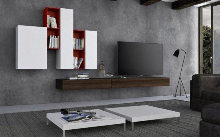 Mobili sala minimal