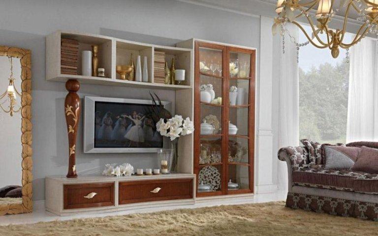 Mobili sala in legno
