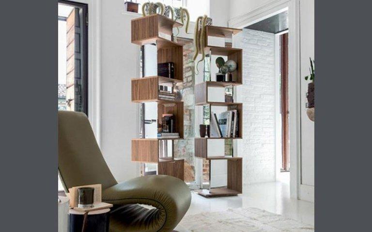 Libreria girevole Tonin Casa Osuna