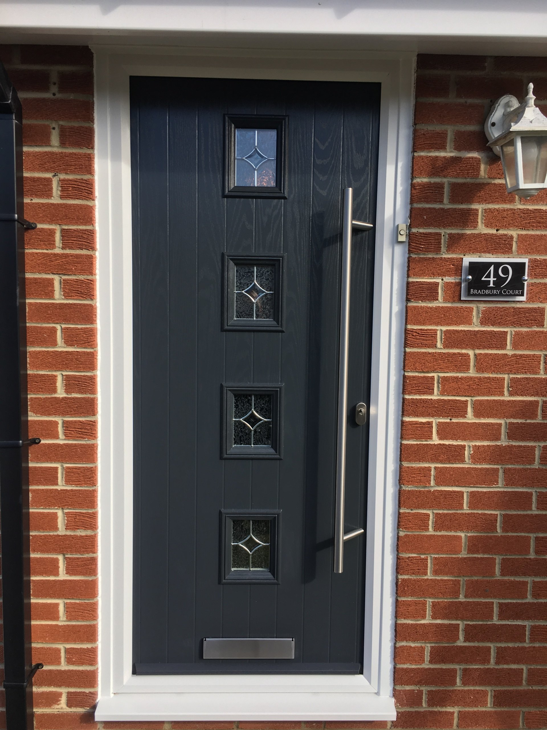 Oakwell Windows And Doors Composite French Upvc Windows