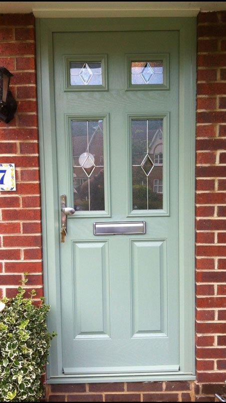 stylish main door