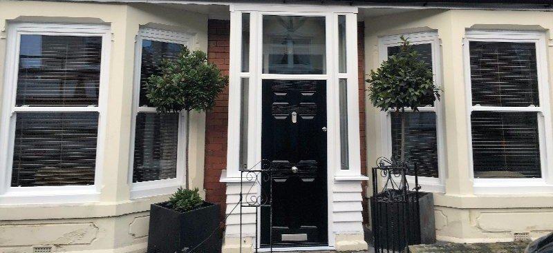 & Oakwell Windows and Doors double glazed window installation Newcastle
