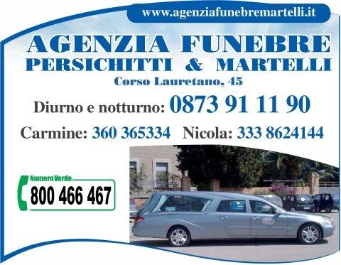 Onoranze funebri a Torino di Sangro