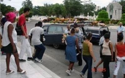 funerale Cuba