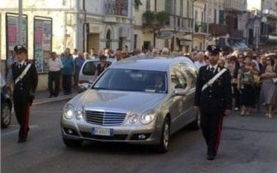 funerale parroco Don Luigi San Vito Chietino