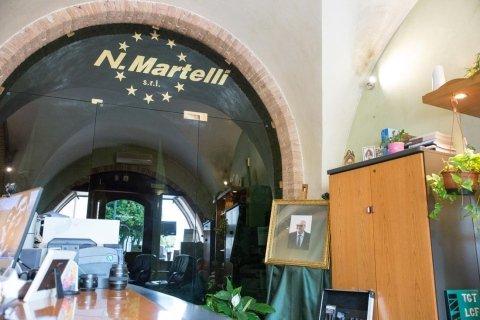 ufficio agenzia funebre Martelli