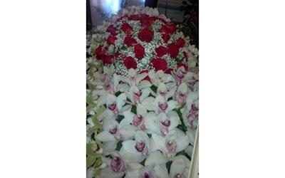 composizioni floreali funerali