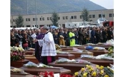 funerali L'Aquila