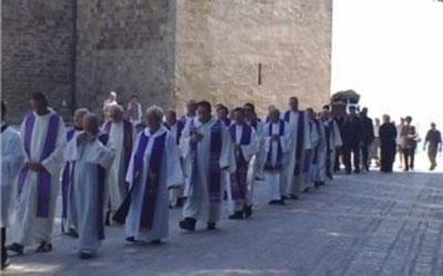 funerale San Giovanni in Venere