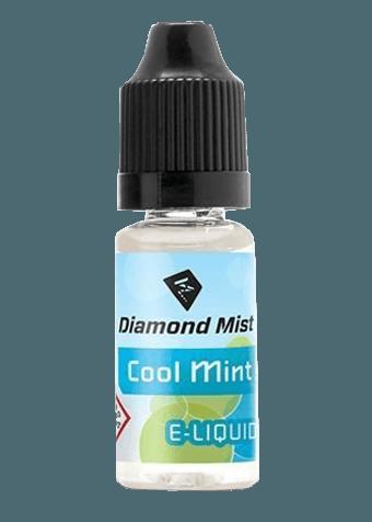 diamond mist vape juice isolated